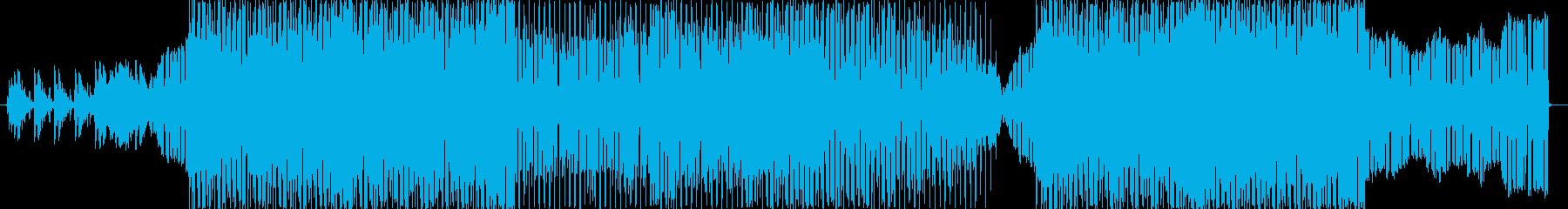 シンプルな構成のテクノです。その名の通…の再生済みの波形