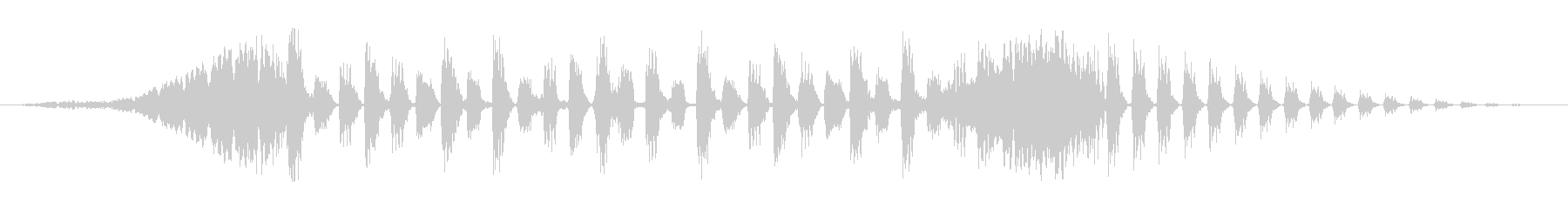 エレクトロアコースティックミュージ...の未再生の波形