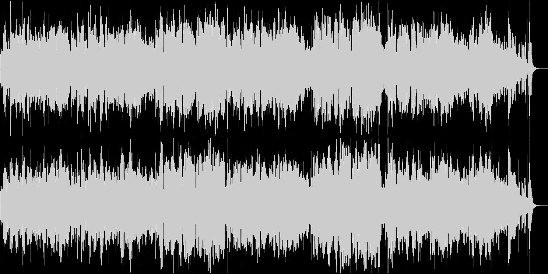 オープニング・出発・感動系オーケストラの未再生の波形