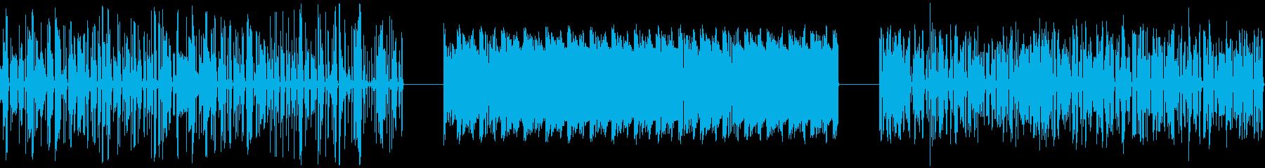 ランダムな周波数、サンプルとホール...の再生済みの波形