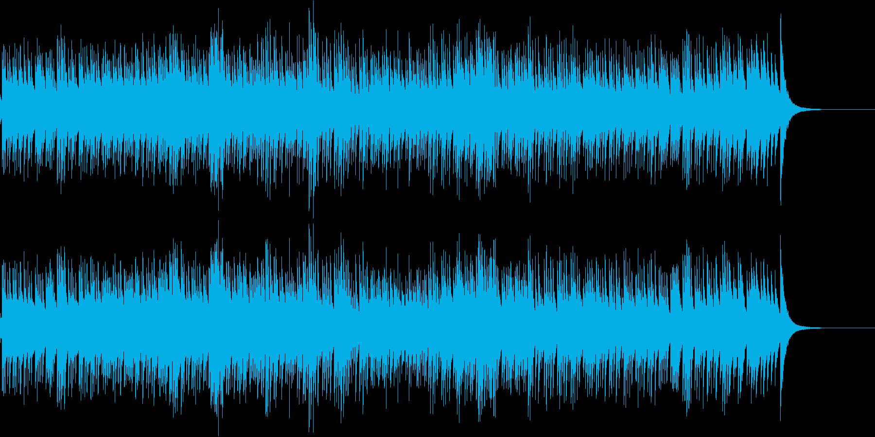 アヴェ・マリア シューベルトの再生済みの波形