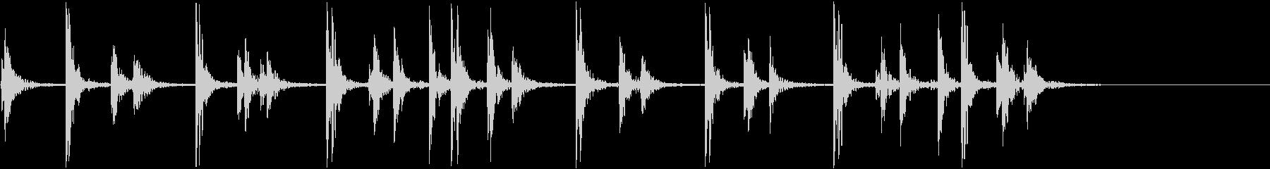 LOW TOM:VAMPY RHY...の未再生の波形