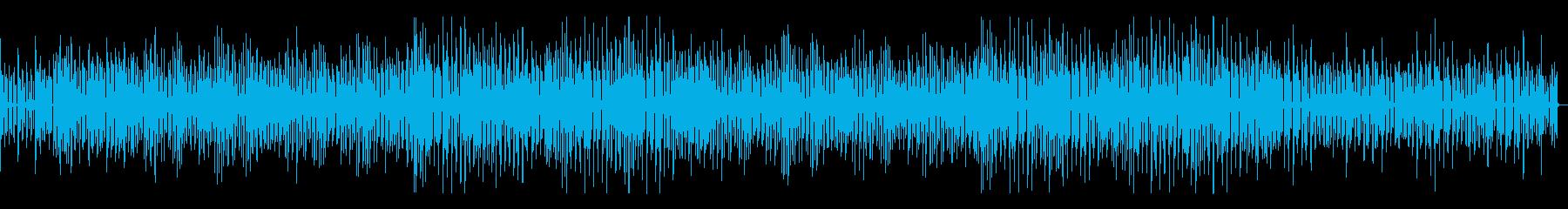 機械仕掛けの目覚まし時計2の再生済みの波形