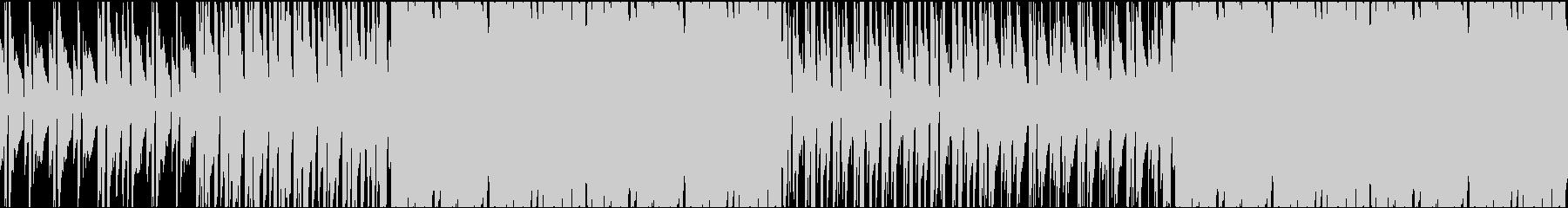 【テ○スハウス系】のハイセンスなBGMの未再生の波形
