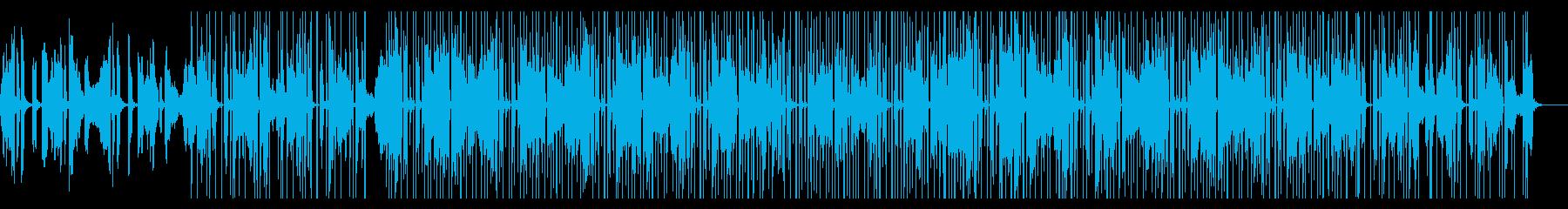 ゆったりリラックス エレピのチルアウトの再生済みの波形