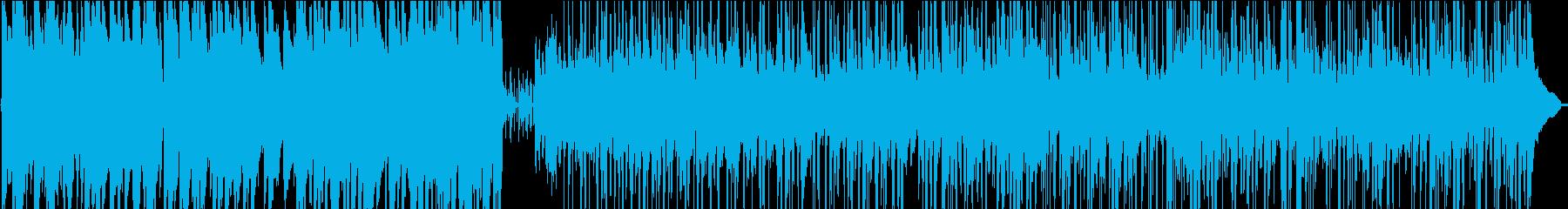 スタジオ、サークルオブフィフス、フィフスの再生済みの波形