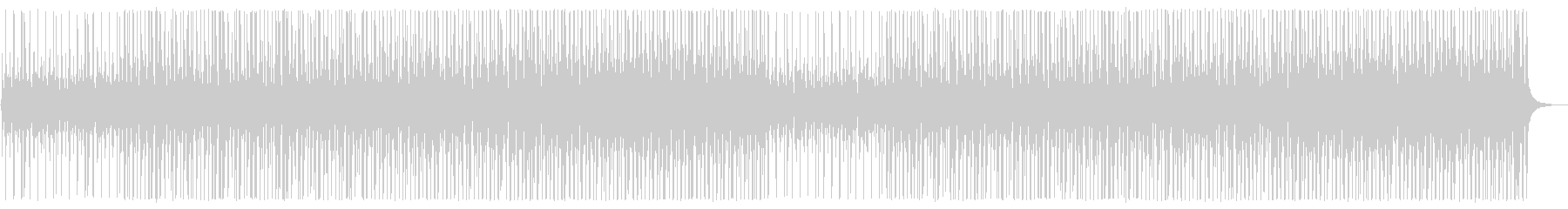 告知 かわいい・手拍子・アコースティックの未再生の波形