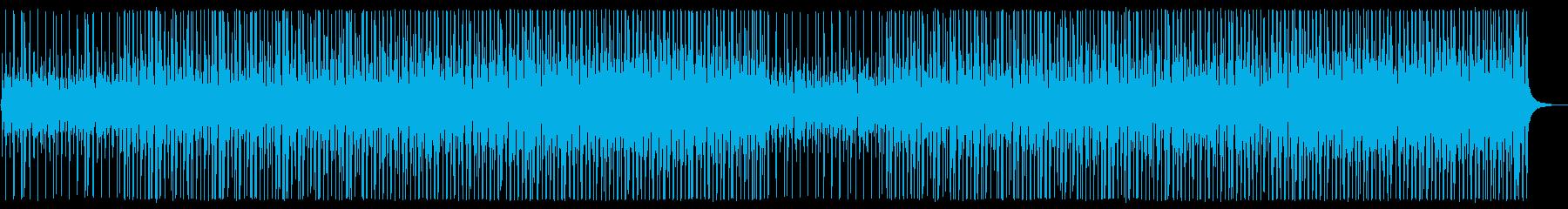 告知 かわいい・手拍子・アコースティックの再生済みの波形
