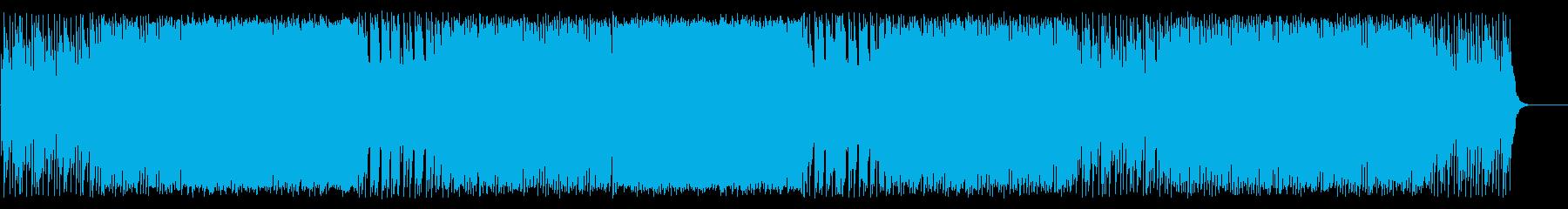 EDM/パーティー/ポップ/可愛い/#2の再生済みの波形
