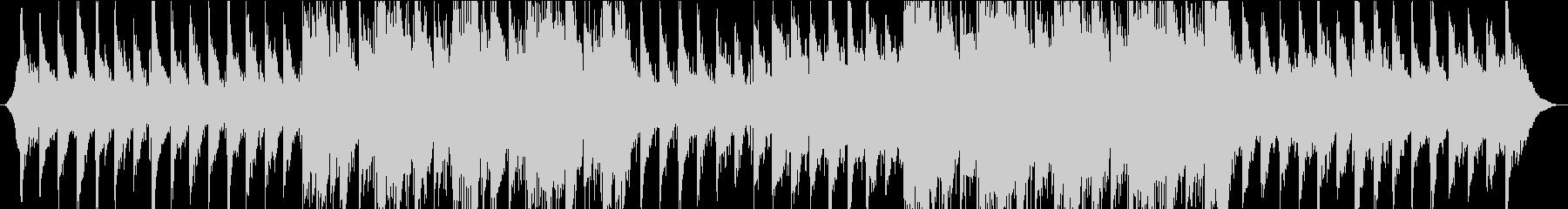 ポジティブでシンプルなピアノコーポレートの未再生の波形