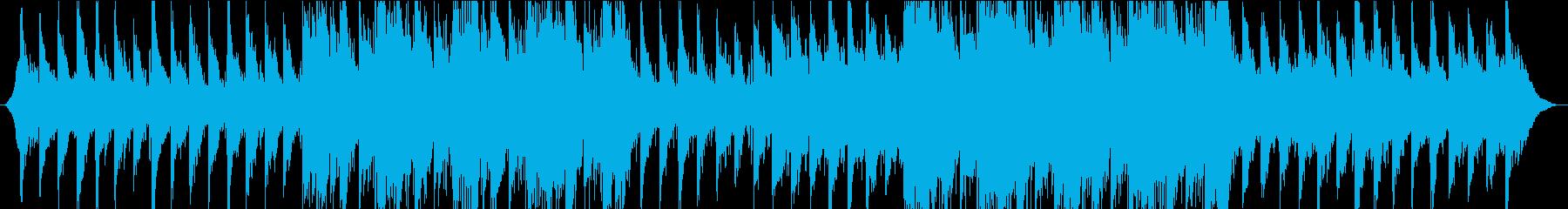 ポジティブでシンプルなピアノコーポレートの再生済みの波形