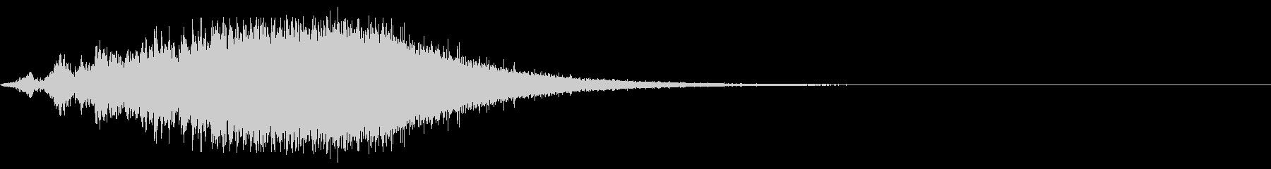 Dark_SweepUp-02Delayの未再生の波形