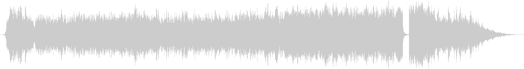 サイレントナイト〜アレンジ〜の未再生の波形