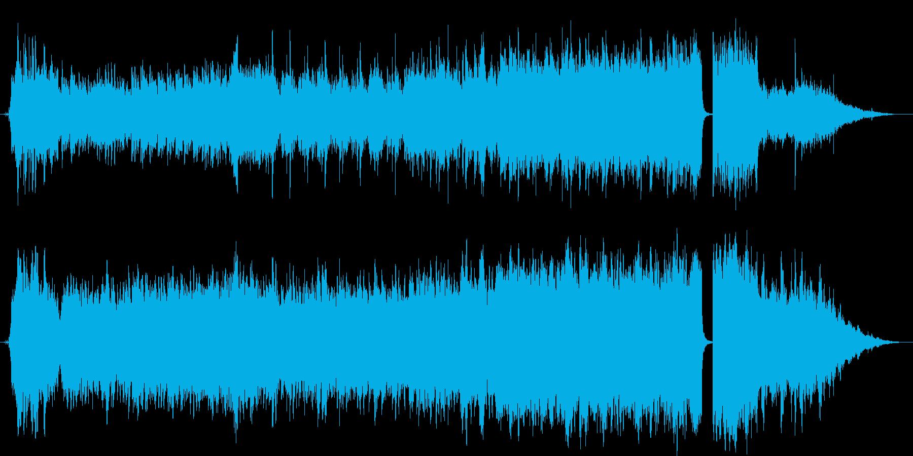 サイレントナイト〜アレンジ〜の再生済みの波形