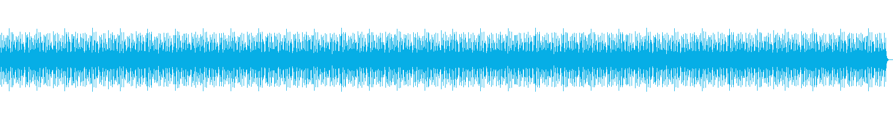 アマゾン・熱帯雨林  環境音楽の再生済みの波形