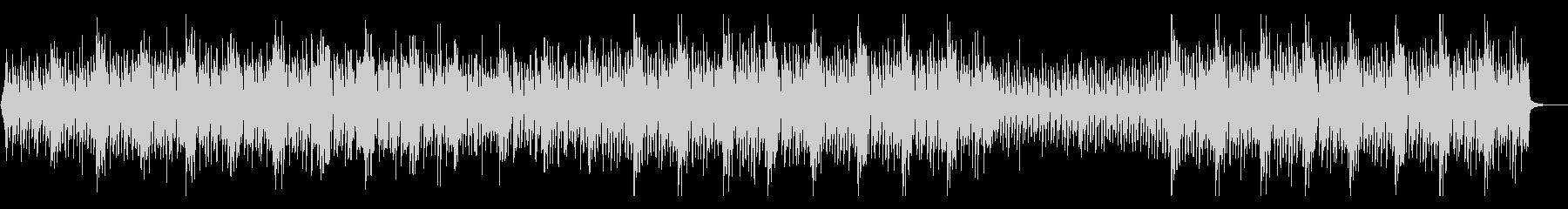 ウクレレとチェロの軽快なアンサンブルの未再生の波形