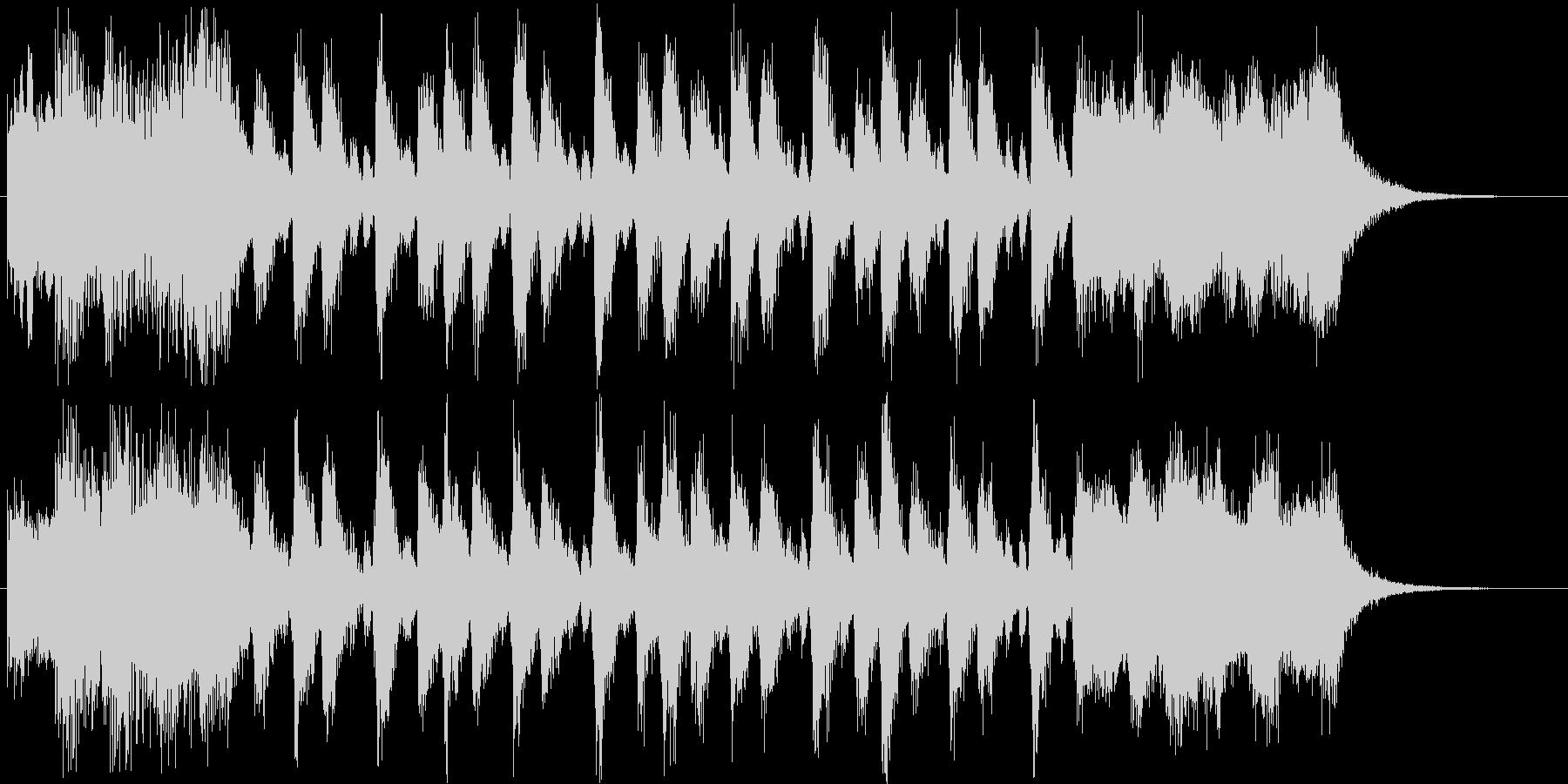 ドキドキ感のあるシンセ・打楽器など短めの未再生の波形