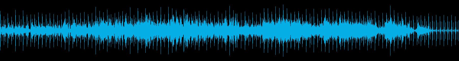Vlog!おしゃれキラキラポップの再生済みの波形