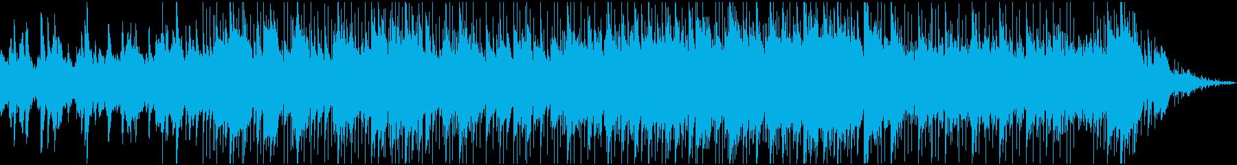 癒し:ほのぼの柔らか温かいの再生済みの波形