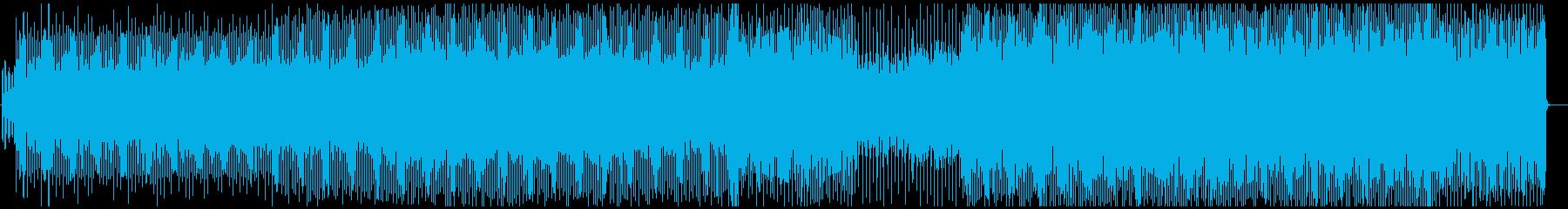 宮本武蔵 五輪書 空の巻を表現しました。の再生済みの波形