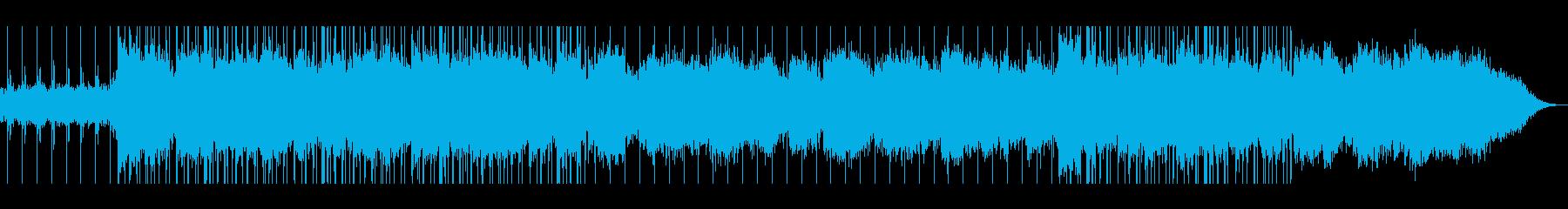 チルアウト 優しい lofi 夢の中の再生済みの波形