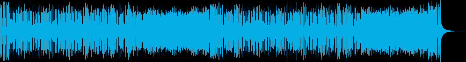 ドッキリ・ハラハラ・潜入・捜査の再生済みの波形