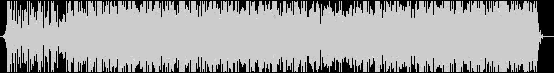 テクニカルコーポレートミュージックの未再生の波形