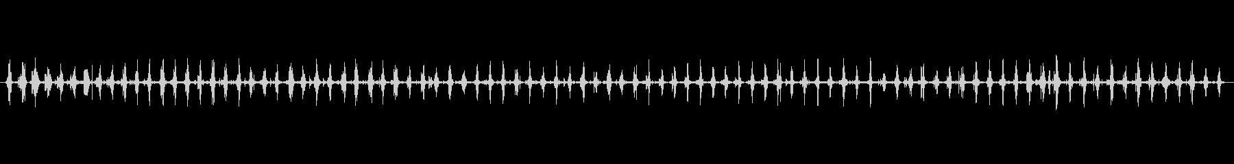 鎧 軍隊の革金属マーチファースト01の未再生の波形
