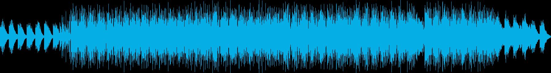 自然あふれるファンタジー(穏やか)の再生済みの波形