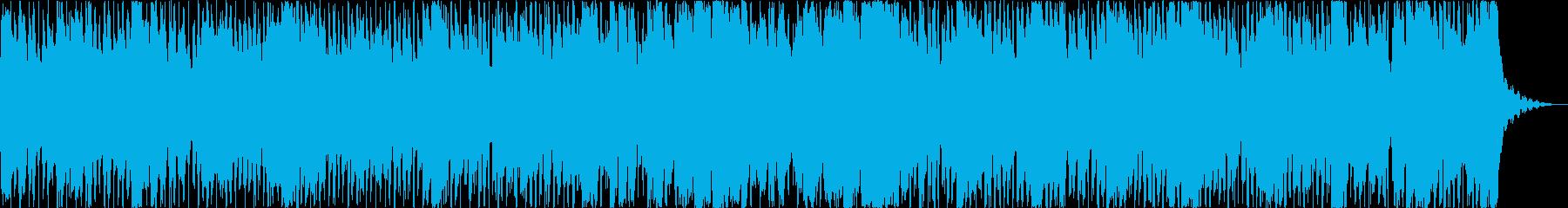 エネルギッシュでハッピーゴーラッキ...の再生済みの波形