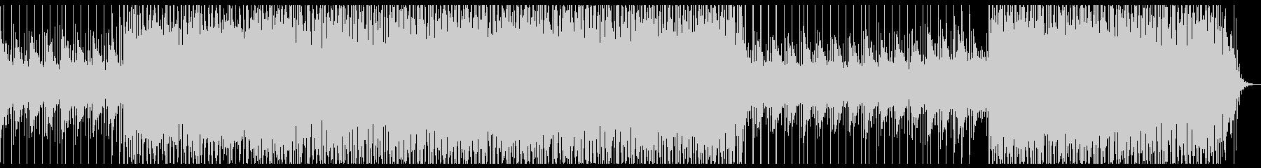 ポップで明かるいトロピカルハウス の未再生の波形