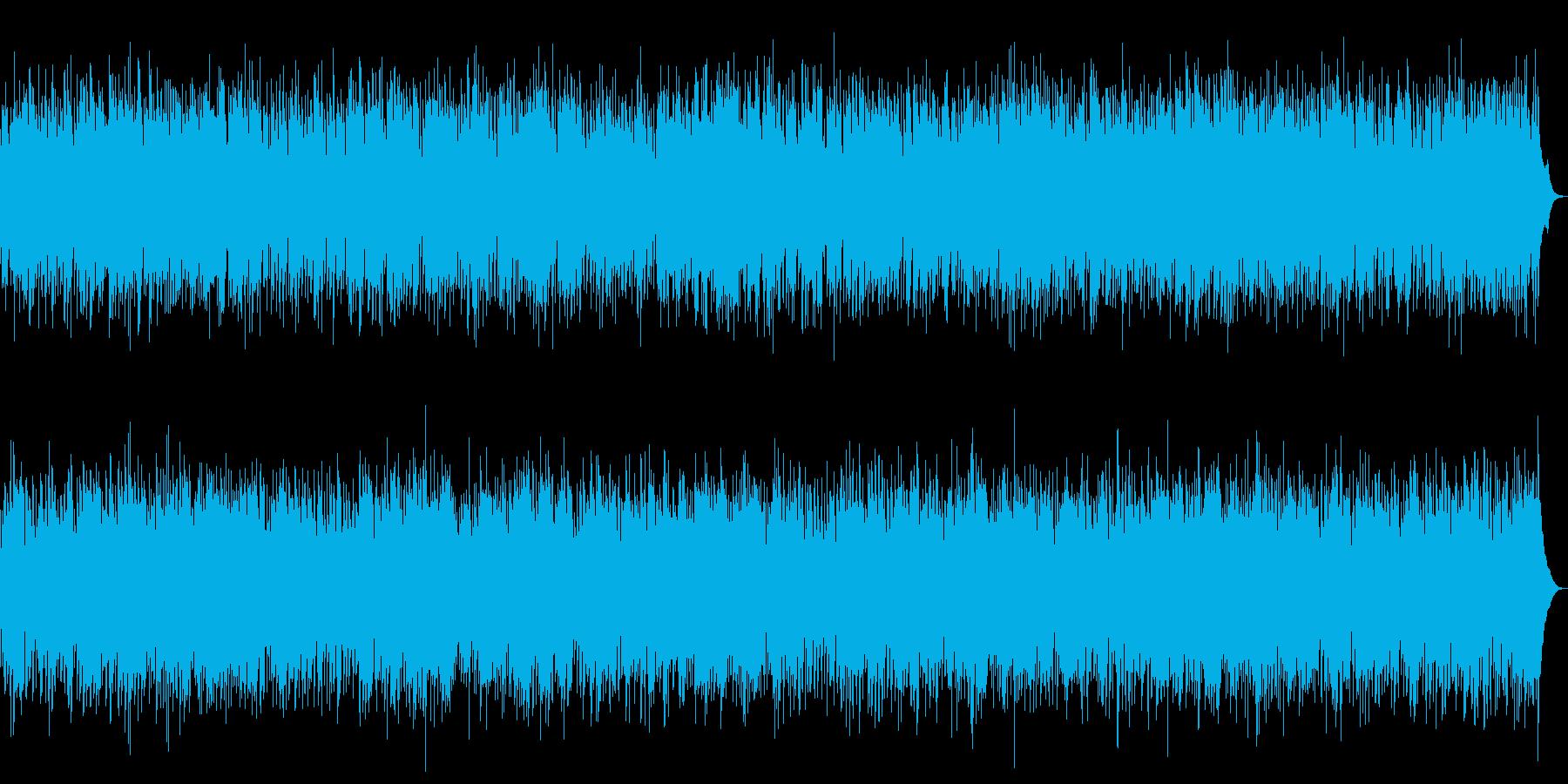 企業VP・ニュース・オープニングの再生済みの波形