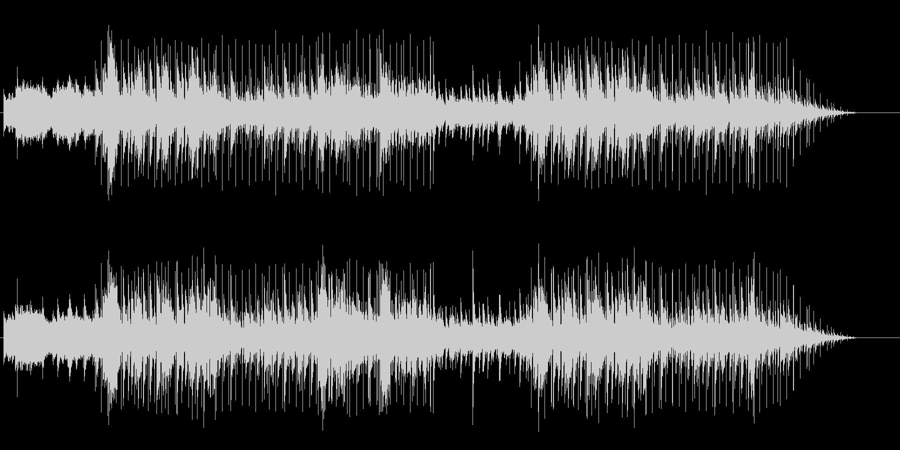 車の効果音はソフトウェア音源、XTRE…の未再生の波形