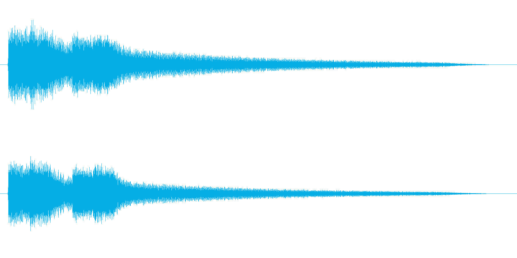 擬音【ぐわーぐわー】【エンコード192…の再生済みの波形