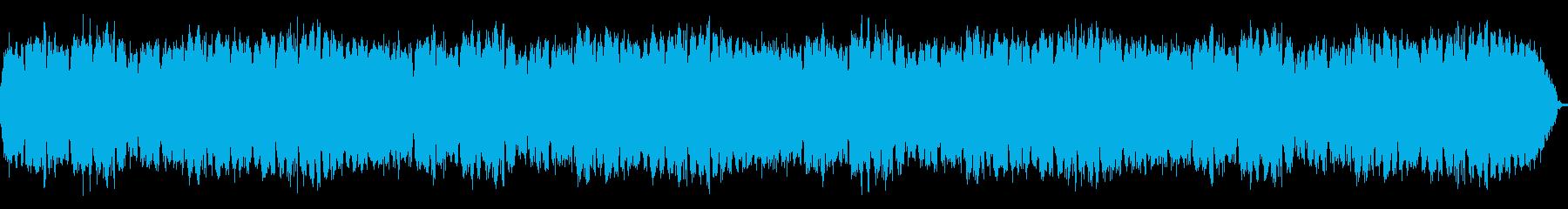 集中と安らぎを促す静かな音楽ですの再生済みの波形