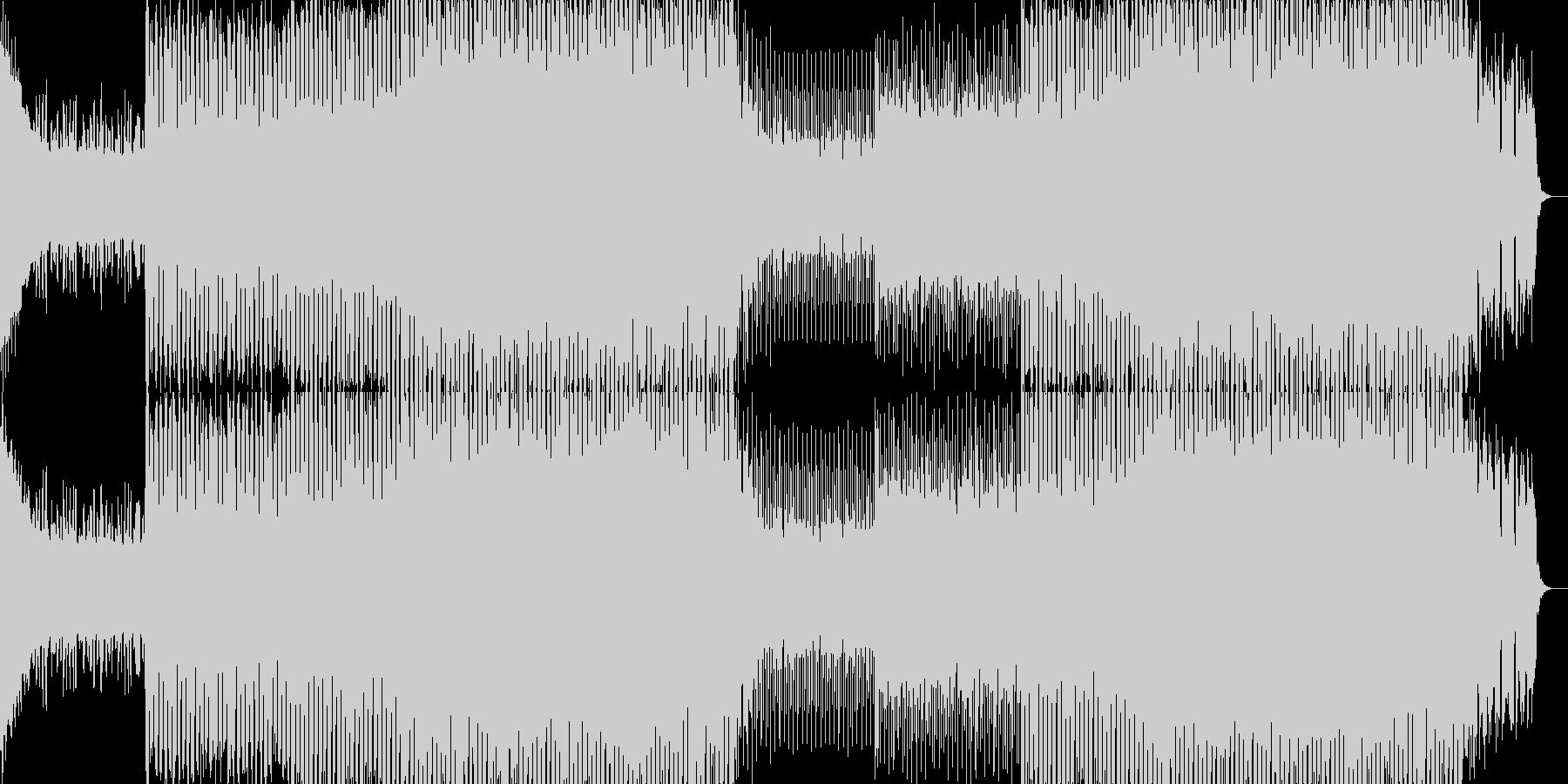 EDMクラブ系ダンスミュージック-91の未再生の波形
