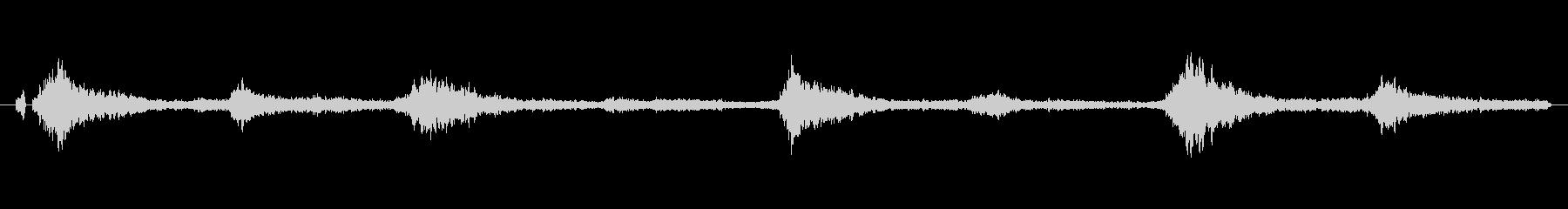 クリスマスのベル、鈴に!ループ可能03の未再生の波形