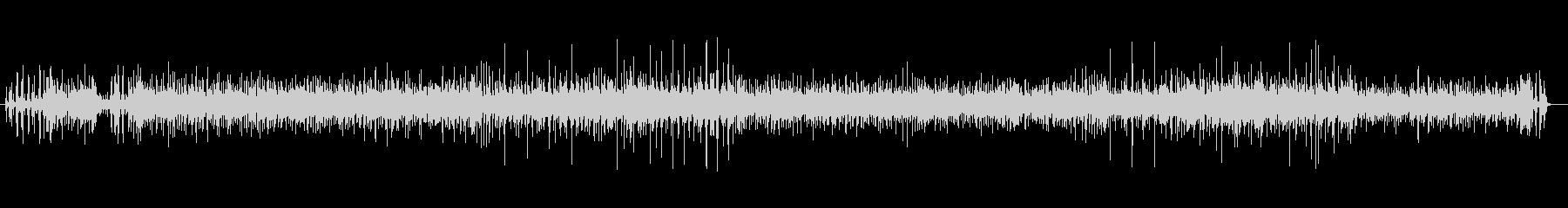 ボサノバ・フュージョン(午後のひととき)の未再生の波形