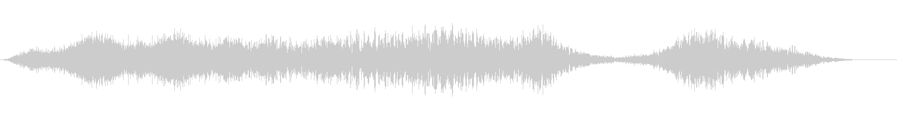 ディープダークプレイスの未再生の波形