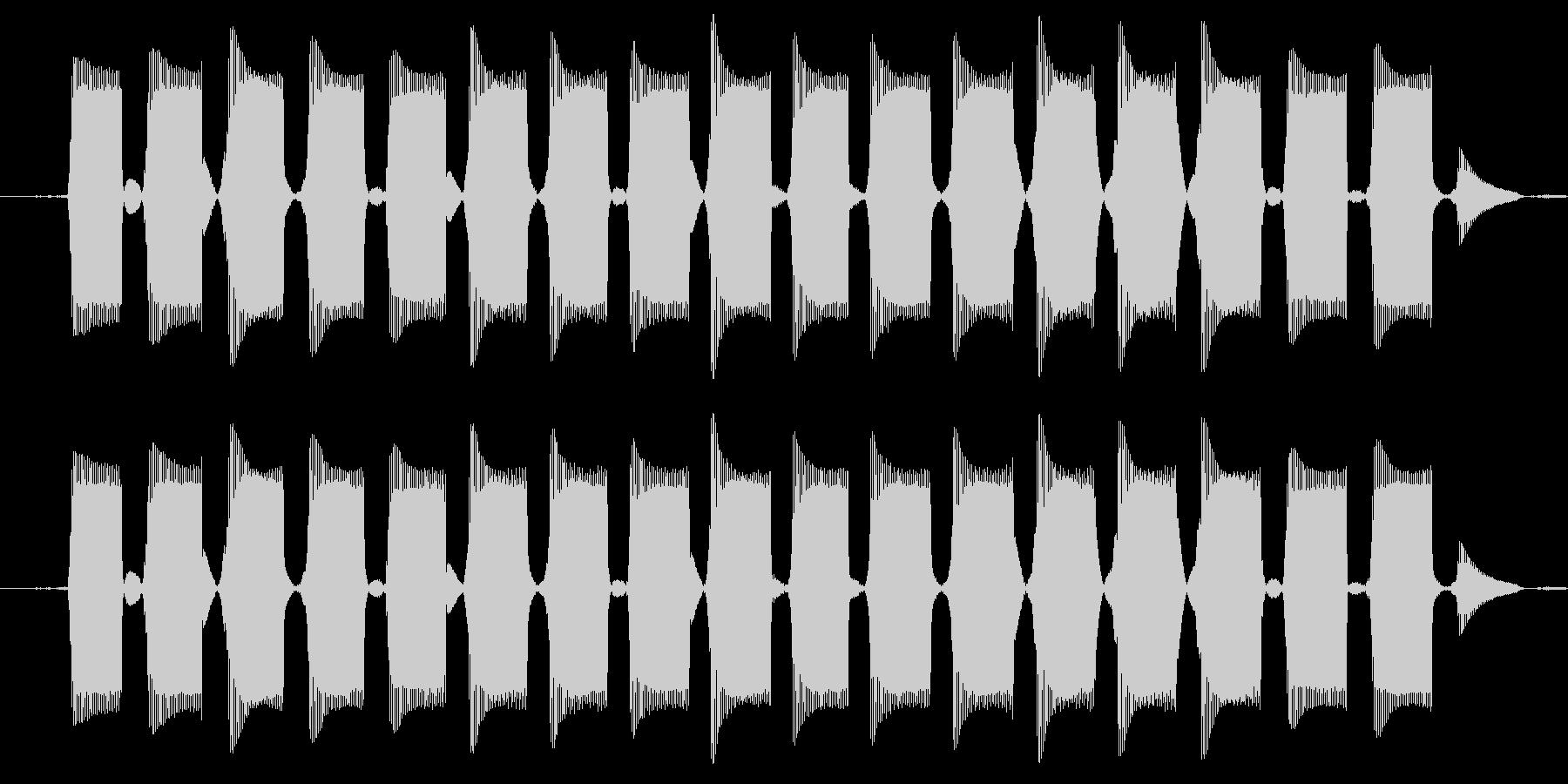 電話の音1より高めの電話の音ですの未再生の波形