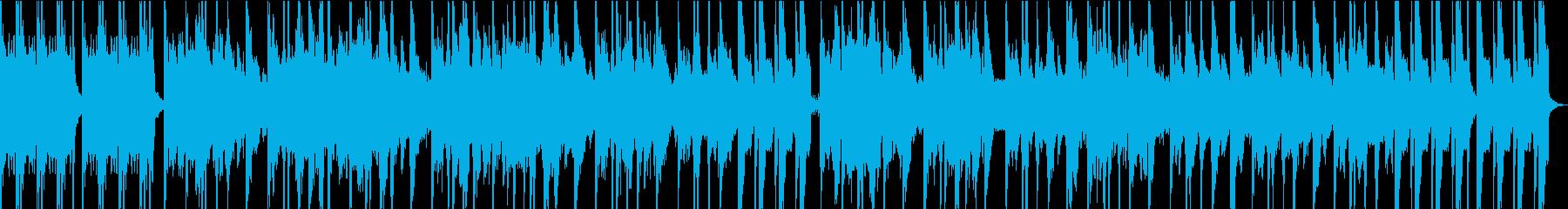 哀愁漂うLo-Fi HipHopの再生済みの波形