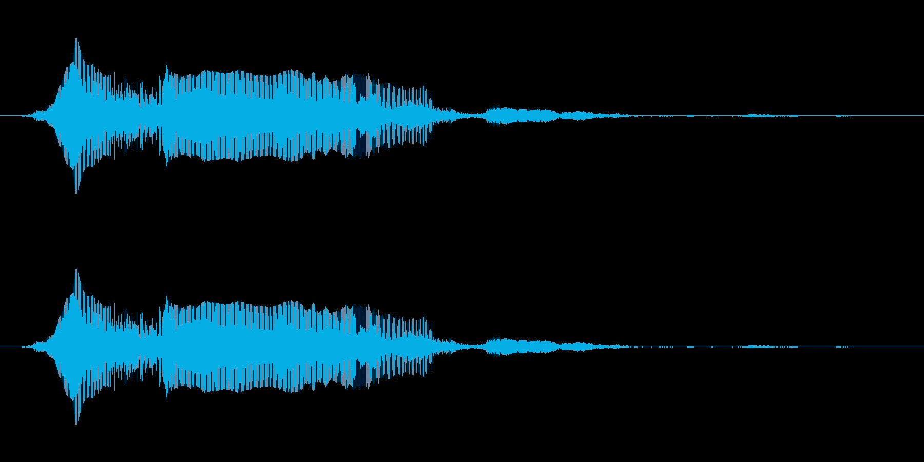 やっほー - 4~5歳 女の子 - 10の再生済みの波形