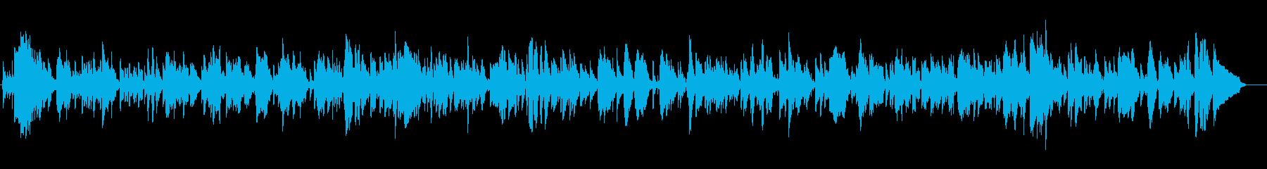 哀愁感漂うJAZZ・店舗・企業・映像制作の再生済みの波形