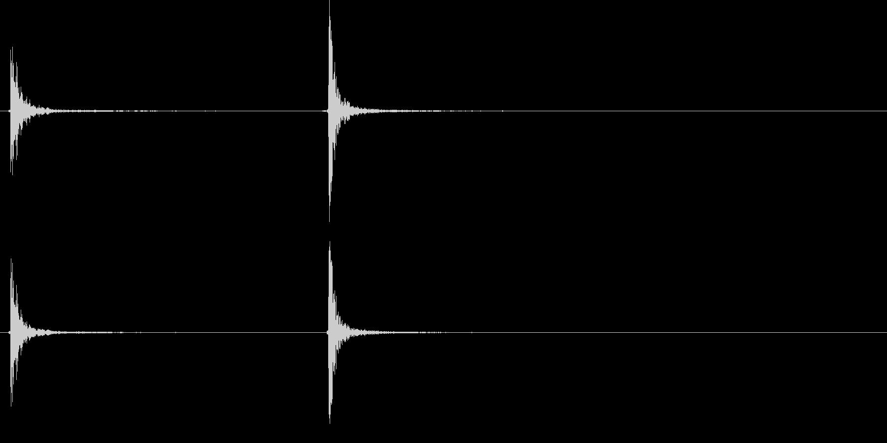 スモールトグルスイッチ:スペースボ...の未再生の波形