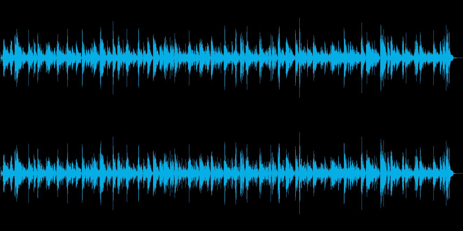 ジャズ|オープニング・映像・店舗BGMの再生済みの波形