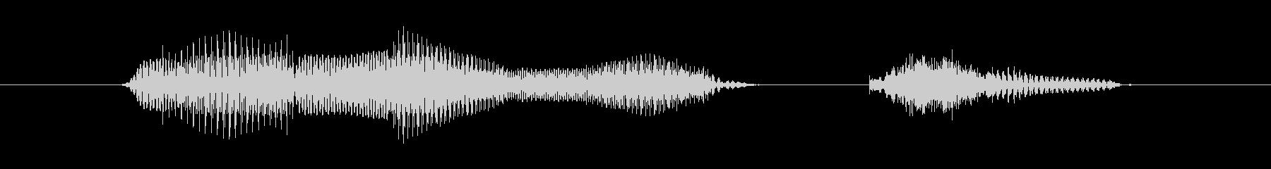 7月(7月・七月)の未再生の波形