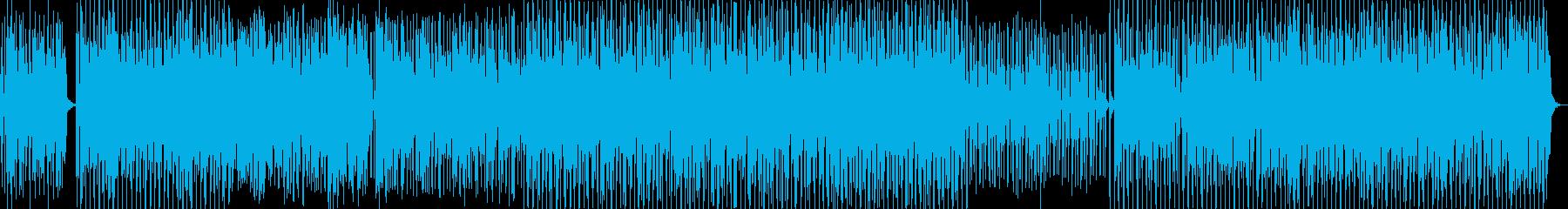 アコーディオン、ホーンのためのお祝...の再生済みの波形
