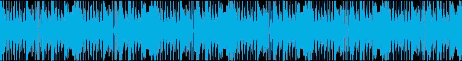 【ゲーム/ファンタジー/ダークな雰囲気】の再生済みの波形