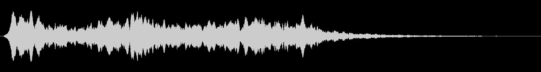 パッド エアリー合唱団02の未再生の波形