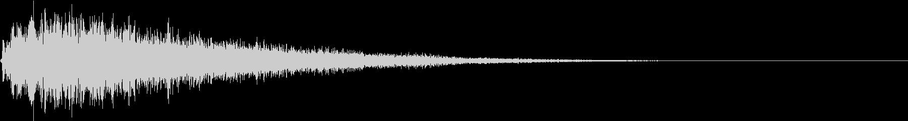 【ホラーゲーム】不意打ち_シンバル_01の未再生の波形
